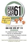 cartes postales Hangar61 meubilier en teck massif